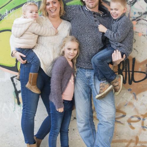 Familiefotografie, familieshoot