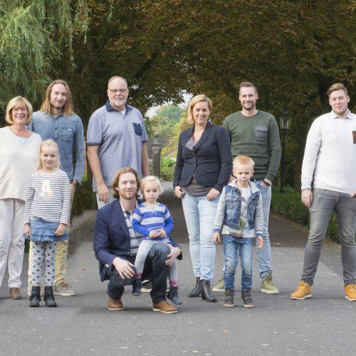 Familiefotografie, familyshoot